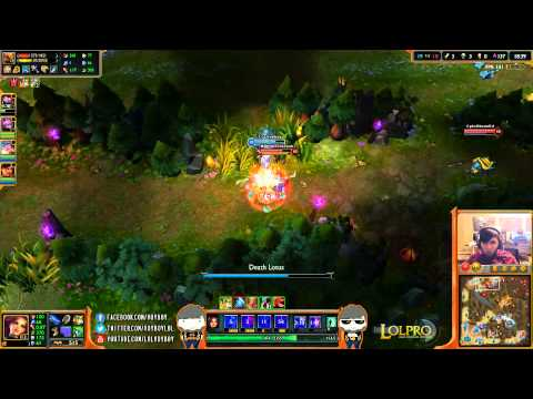 Crs Voyboy - Katarina Vs Pantheon «beast» [r m] (diamond L) video