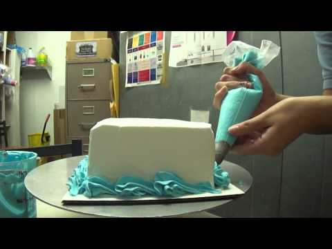 basic cake decoration