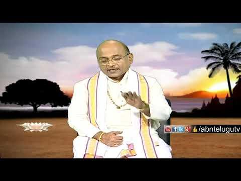 Garikapati Narasimha Rao About Difficulties and Comforts | Nava Jeevana Vedam | ABN Telugu