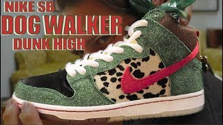 NIKE SB 'DOG WALKER' | 4/20 | VANS x PASS~PORT