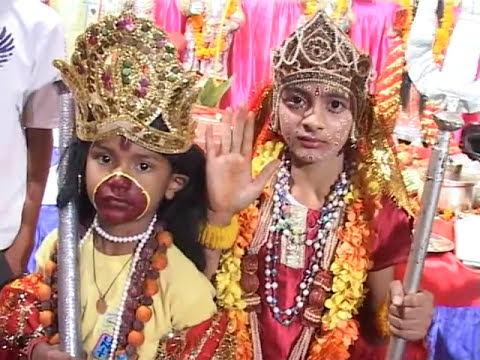 Darshan Ratan & PartyO Jangal Ke RajaLive Jagran in Chandigarh...