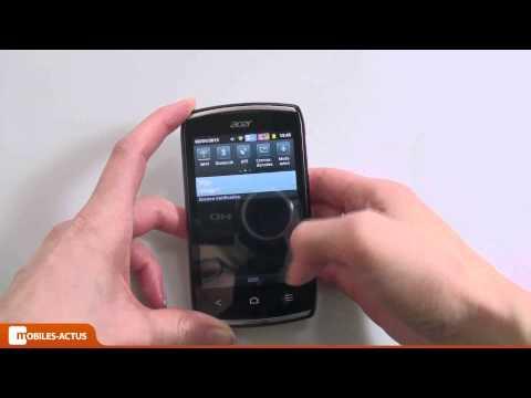 Acer Liquid Z110 Duo - Test. démonstration. prise en main