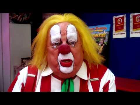 Clown Bassie: Altijd blijven lachen !