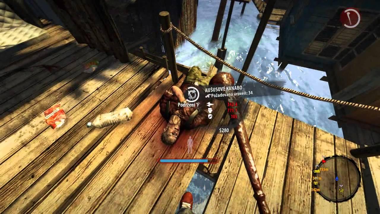 Dead Island Riptide Blueprints Weapon Mods Locations Guide