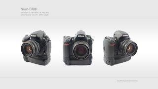 Medium Format Lenses On Nikon DSLR?