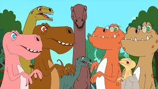 Tyrannosaurus Rex Song | Dinosaur & Animals Songs for Children by Fun For Kids TV