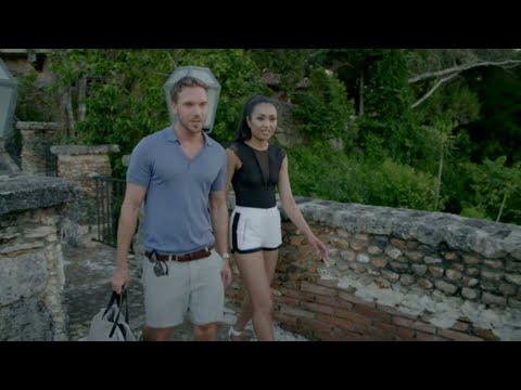 Niclas Lij säger till Totto Eckerman att hon måste åka hem  - Bachelor (Sjuan)