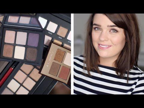 Top 5 Eyeshadow Palettes | ViviannaDoesMakeup