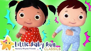 Do The Baby Dance! | +More Kids Songs | Nursery Rhymes | Little Baby Bum