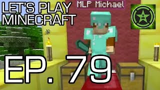 Let's Play Minecraft: Ep. 79 - King Michael