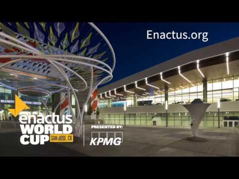 Enactus World Cup 2018 Bright Future