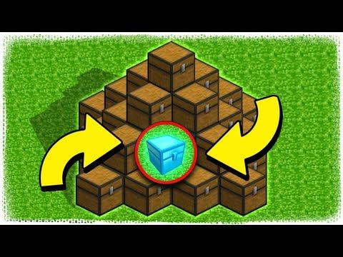 GİZLİ ELMAS SANDIĞI | Minecraft ZoR MoD #24