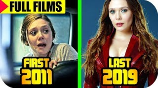 Elizabeth Olsen MOVIES List ᴴᴰ 🔴 [From 2011 to 2019], Elizabeth Olsen 2018 FILMS | Filmography