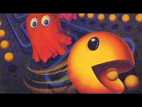 Classic Game Room reviews PAC MAN for Atari 5200! How does this version of Pac Man compare to the Atari 2600 version and Namco's arcade stand up classic? Arg...