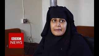 Shamima Begum IS teenager to lose UK citizenship - BBC News