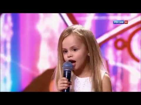 Виталий Гогунский и Милана - Зеркала (Новогодний парад звёзд)