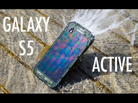 Galaxy S5 Active Review: Sturdy, but not