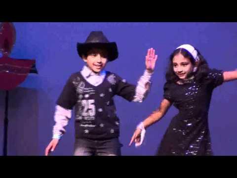 Manasvi Guduru Dance- Chamak Chamak Song
