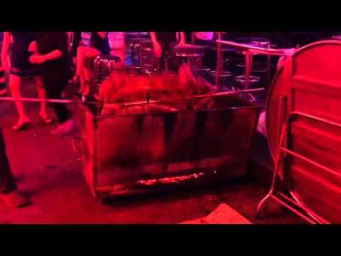 Pig BBQ at Soi Cowboy Bangkok Thailand