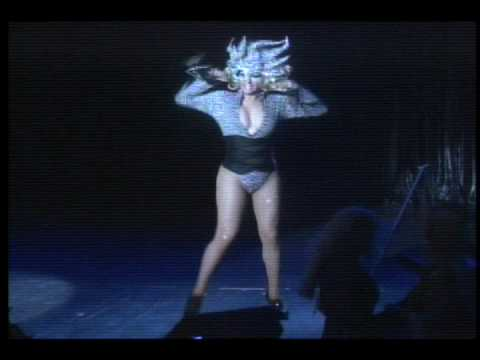 Erica Andrews as Lady GAGA on Pride Cruise 2009. Video