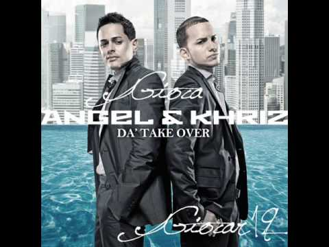 Angel Y Khriz - Me Enamore + Lyrics + Descarga video