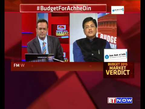 Piyush Goyal To ET NOW On Jaitley's Budget & Its Impact On Coal And Power Sector