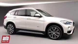 Nouveau BMW X1 (2015) : présentation en avant-première - AutoMoto