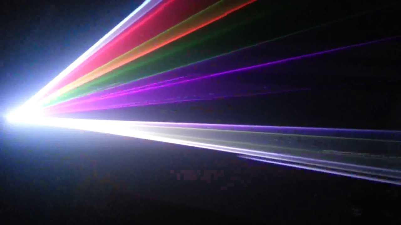 Pro Disco Dj Stardard Lighting Package Plus Full Color Laser Hd