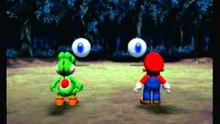 Mario Party 8 - Eyebrawl