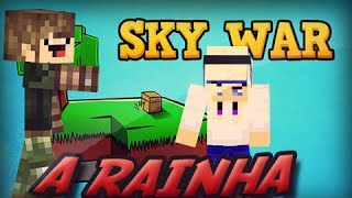 SKYWARS: A Rainha do SkyWars (Minecraft)