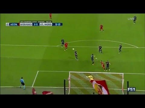 Bayern Munich 2 - 1 Atletico Madrid All Goals and Full Highlights HD (03/05/2016)