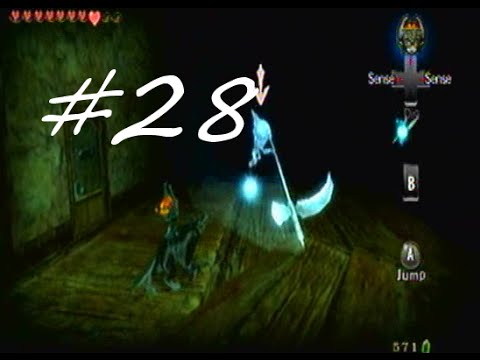 Let's Play Legend of Zelda: Twilight Princess #28 - Be a STAR