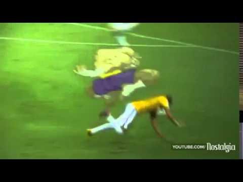 Neymar Cayendose (parodia de humor)