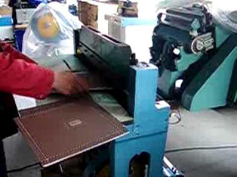 CK600 Multi-Functional Punching Machine.flv