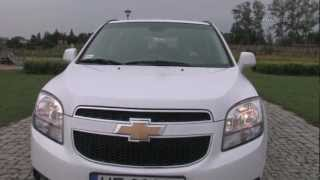 Chevrolet Orlando test pl