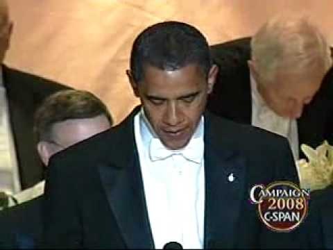 Al Smith Dinner 2008 (Full Video)