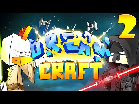 Minecraft | Dream Craft - Star Wars Modded Survival Ep 2