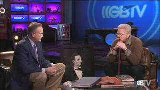 Killing Lincoln Bill O'Reilly's new book with Glenn Beck on GBTV, Fox News Reunion