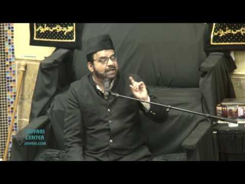 Maulana Abid Bilgrami 1st Safar 1438 2016