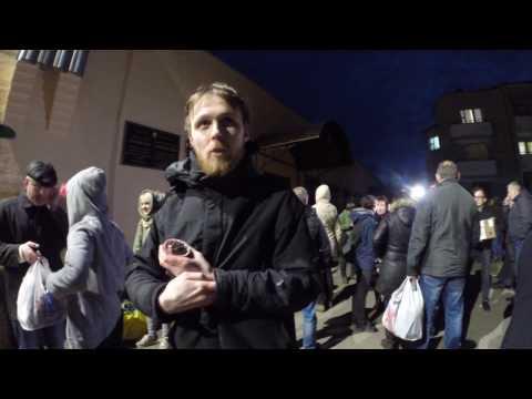Освобождение из СИЗО первых осужденных после Марша нетунеядцев