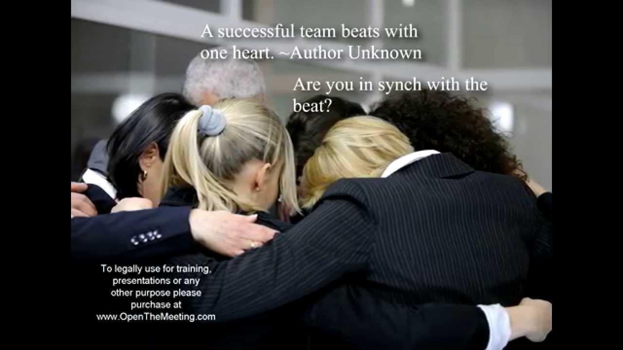 Activities To Build Team Spirit