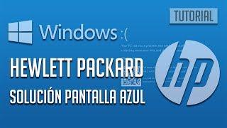 Solución Pantalla Azul de HP PC- [5 Soluciones] 2018