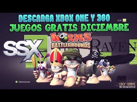 Juegos Gratis Diciembre XBOX ONE // 360
