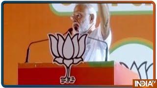 Rajiv Gandhi ने छुट्टियां मनाने के लिए नेवी के जहाज का इस्तेमाल किया: PM Modi