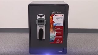 First Alert 2096DF UL Classified Electronic Safe