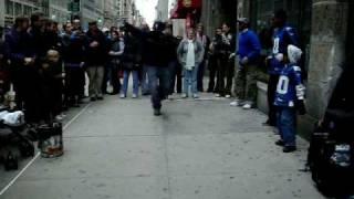 Street Dance : la danse de rue de New York en contexte!