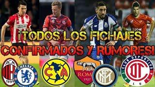 ¡TODOS LOS FICHAJES CONFIRMADOS! + RUMORES | CLAUSURA 2019 | LIGA MX