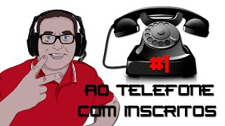 100.000 PINGUINS | AO TELEFONE COM INSCRITOS pt.1