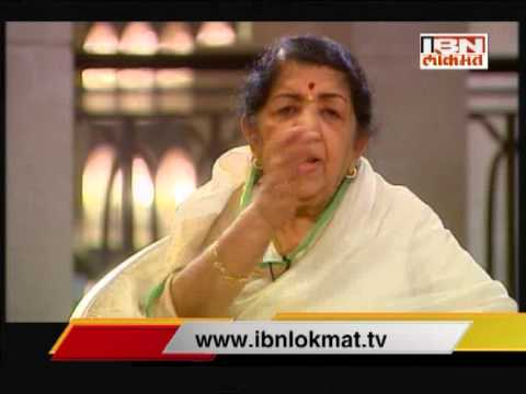 Great Bhet Lata Mangeshkar Ii (part 1) video