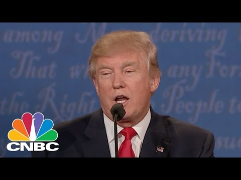 Donald Trump: Must Repeal And Replace Obamacare   CNBC